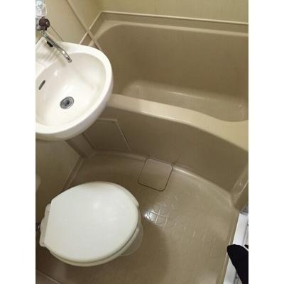 【トイレ】ハイツプチ