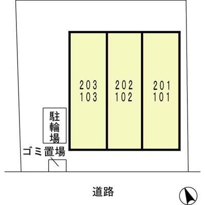 【区画図】ランブリッセ