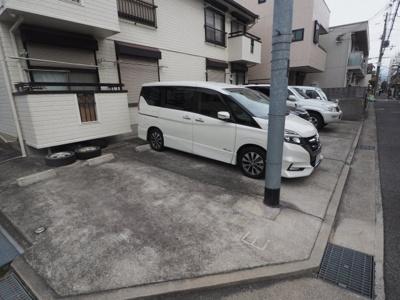 【駐車場】ハイツマツダ