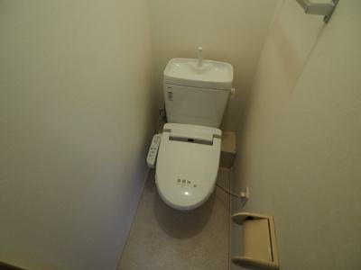 【トイレ】ハイツマツダ