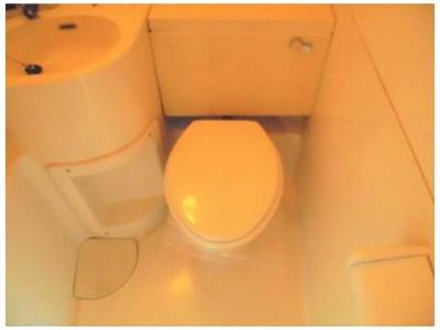 【トイレ】ピュア住江