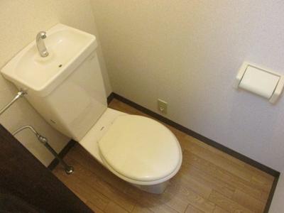 【トイレ】ハイツもりもと