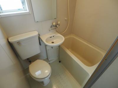 【浴室】ハイツYM