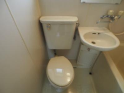 【トイレ】ハイツYM