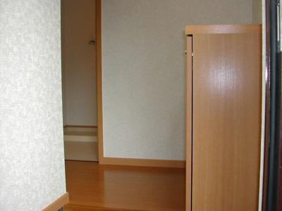【玄関】カーサ・コモド