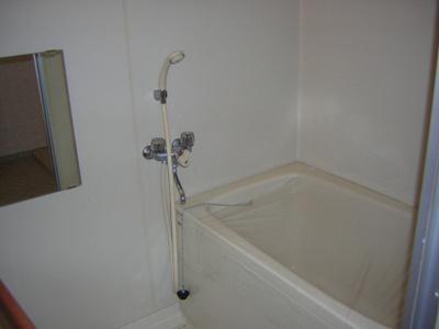 【浴室】ベルフローラ
