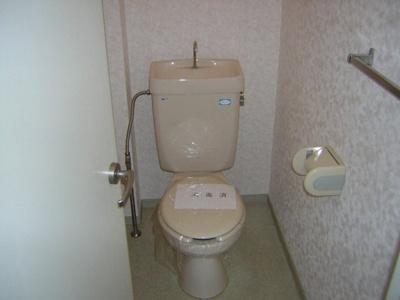 【トイレ】ベルフローラ