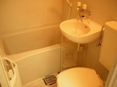 【浴室】ペアレンツ西宮