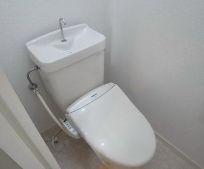 【トイレ】菊水ハイツ2番館