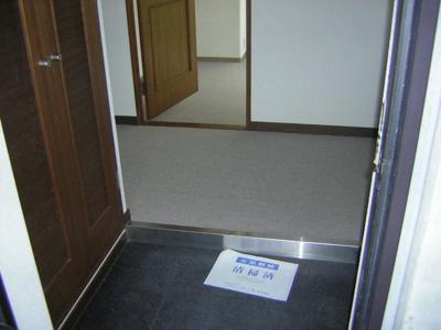 【玄関】アビタコシキイワ