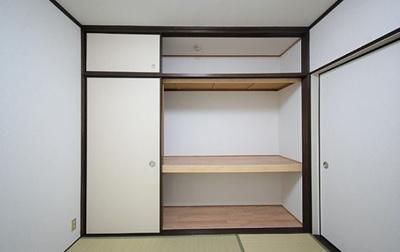 【寝室】ネオハイツ西宮