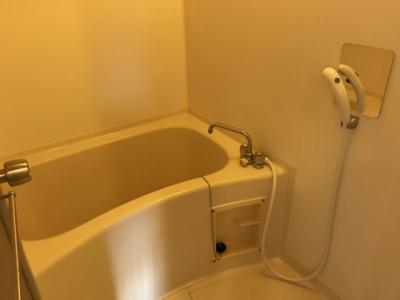 【浴室】甲陽マンション