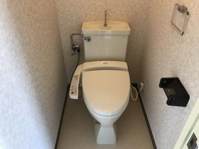 【トイレ】甲陽マンション