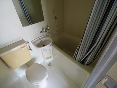 【浴室】ハイム御影