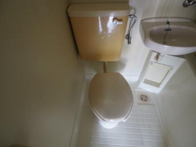 【トイレ】ハイム御影