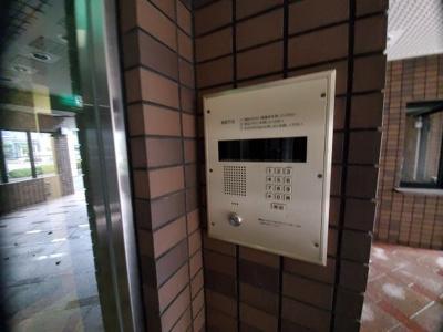 【セキュリティ】サンパティ西宮