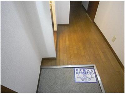 【玄関】新香枦マンション