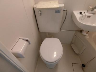 【トイレ】ディア夙川