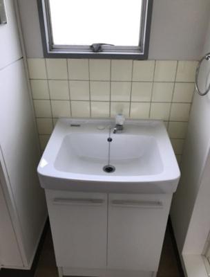 【洗面所】郷免住宅ビル