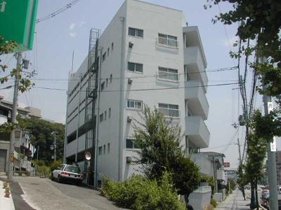 【外観】郷免住宅ビル