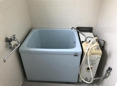 【浴室】郷免住宅ビル