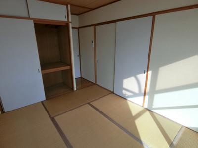 【居間・リビング】サンアーバン西田町