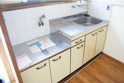【キッチン】クリアハイツ西平