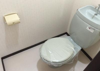 【トイレ】ハイツセルリアン
