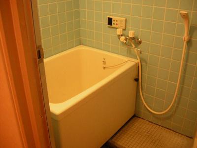 【浴室】神垣ヒルKTハイム