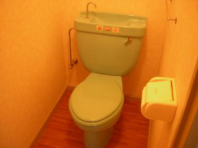 【トイレ】神垣ヒルKTハイム