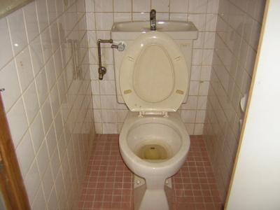 【トイレ】稲荷町貸家