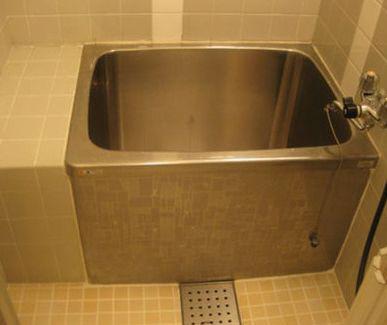 【浴室】ハイツ百番館II