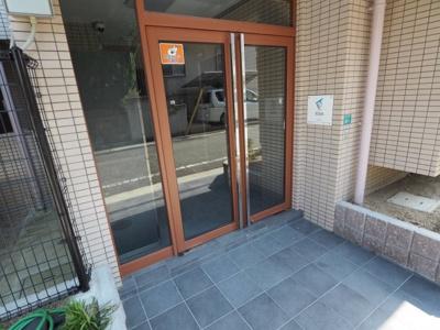 【エントランス】パセオデル芦屋