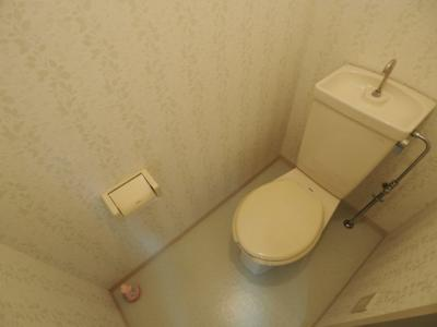 【トイレ】パセオデル芦屋