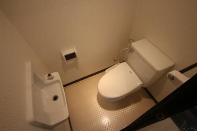 【トイレ】サンコート阪急六甲
