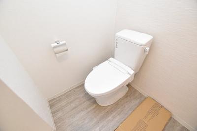 【トイレ】堀江パールマンション