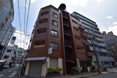 【外観】堀江パールマンション