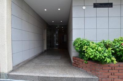 【エントランス】堀江パールマンション