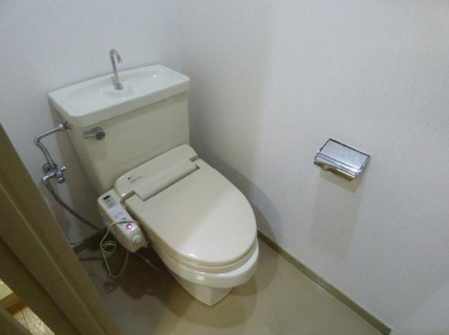 【トイレ】トラストワンビル19