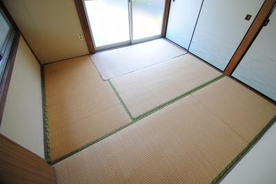 【寝室】青柳貸家