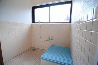 【浴室】青柳貸家