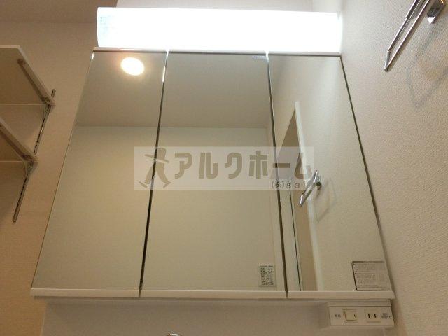 桜collina(桜コリーナ) 洗面台