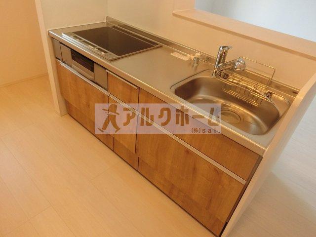 桜collina(桜コリーナ) キッチン