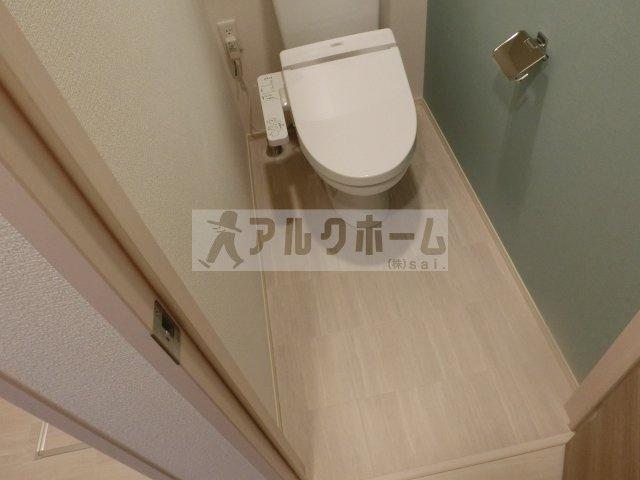 桜collina(桜コリーナ) お手洗い