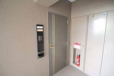 【玄関】コンフォート緑地