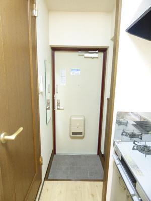 【玄関】サンホープⅡ