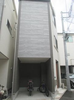 土地面積:44.64㎡ 建物面積:76.01㎡ <足立区梅島二丁目 中古戸建>