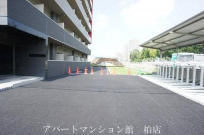 【駐車場】K・Sガーデン柏の葉キャンパス