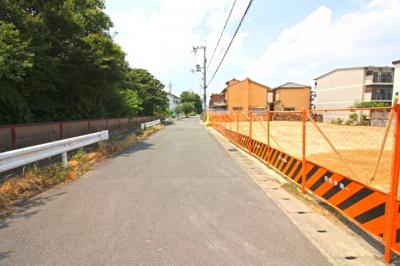 2号地は《土地価格:2100万円》土地面積:132.94㎡(40.21坪)こちらも40坪以上あります。