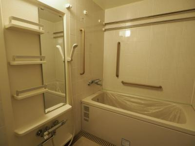 【浴室】ビュータワー住吉館